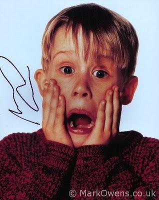 Macaulay Culkin criança