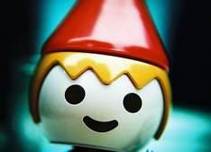 Penteado Playmobil