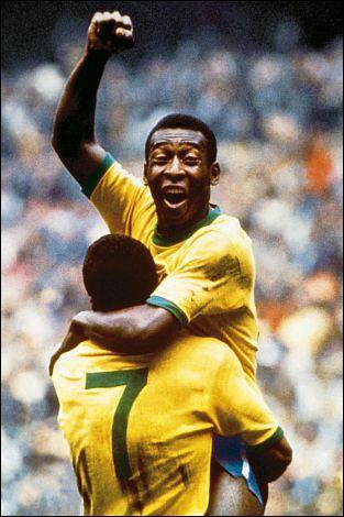 70 anos de Pelé