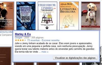 Marley e Eu no Google Livros