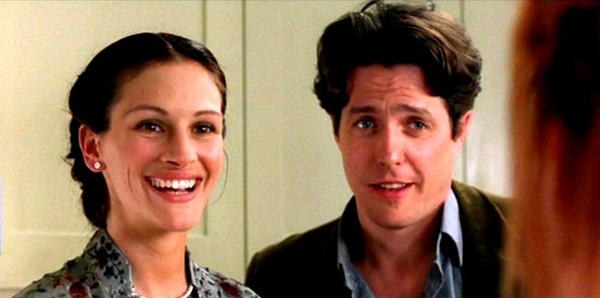 Cena do filme Notting Hill