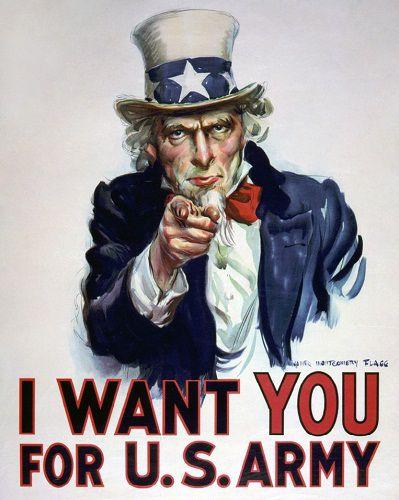 Eu Quero Você para o Exército dos EUA