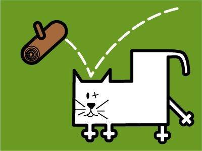 Atirei o pau no gato